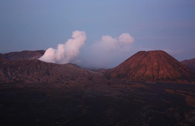Volcan Mont Bromo - Java