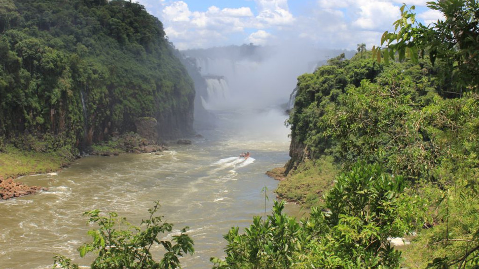 Les Chutes Iguaçu