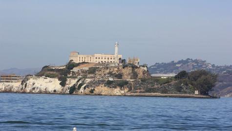 Prison d'Alcatraz - San-Francisco