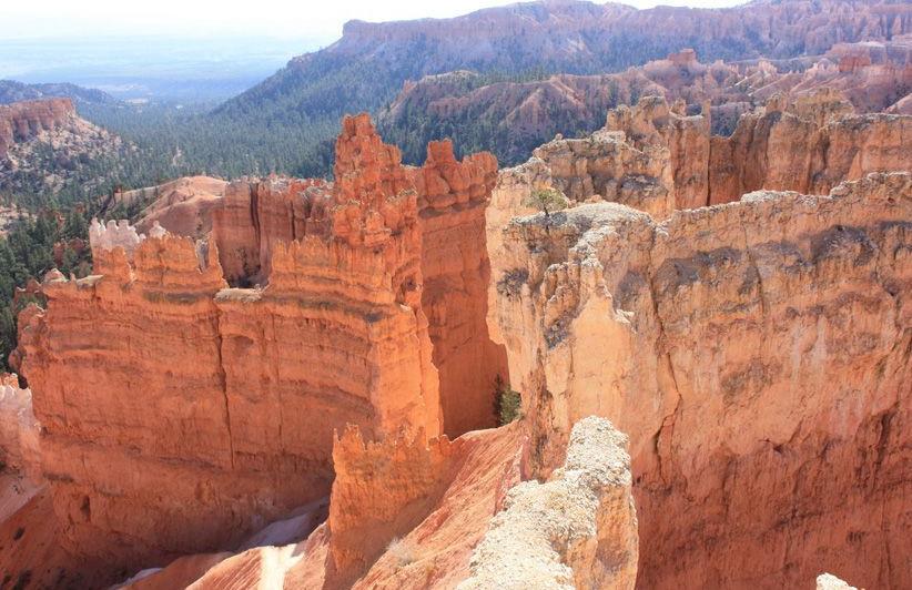 Cheminées des Fées Bryce - Canyon