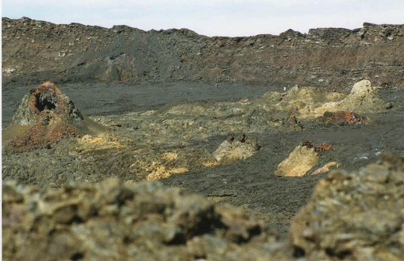 Cratère de La Fournaise - Leleo