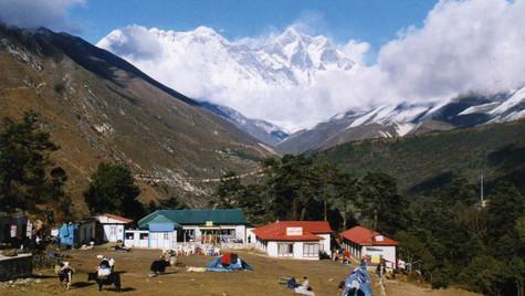 Pangbotche - Everest 8848 m - Vallée du Kumbu