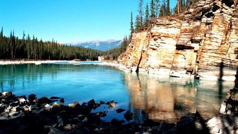 Rivière Athabasca