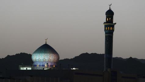 Mosquée - Mascate