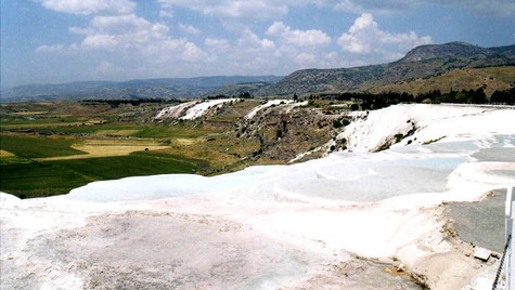 Les Salines - Pamukkale