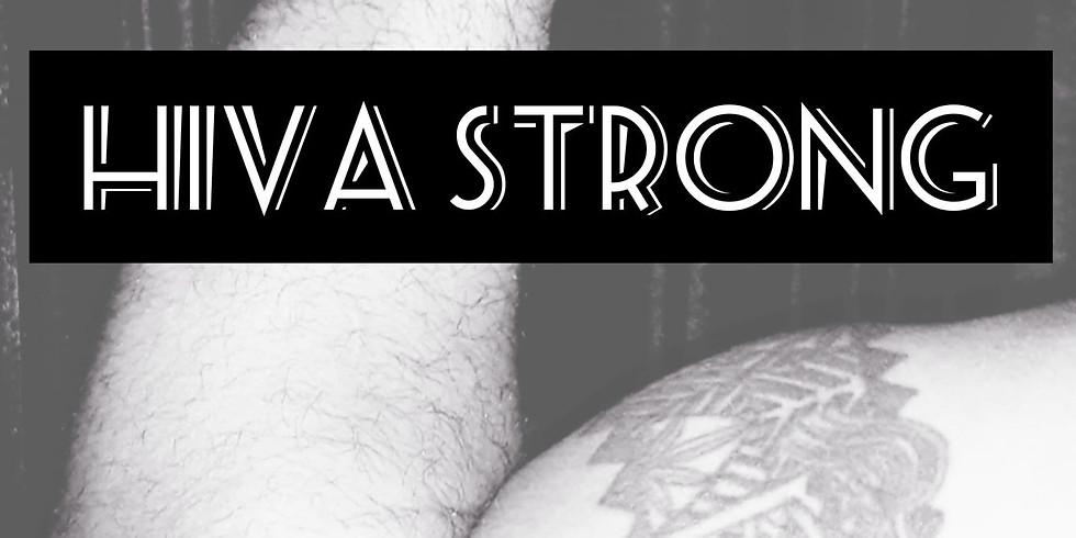 HIVA Strong Virtual Class $5 Drop-In