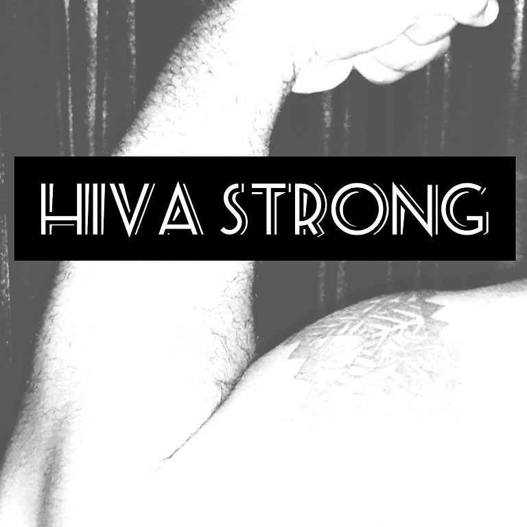 HIVA Strong LIVE! Virtual $5 Drop-In