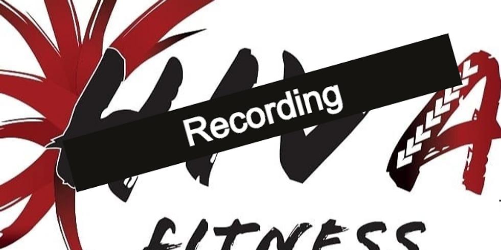 Shake Evolution Recording 11AM 8/19 till 11AM 8/20 HST