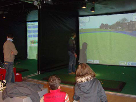 Introducing Sports to Golf Centres