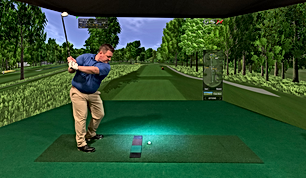 GSX GOLF SIMULATOR