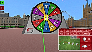 POINTS WHEEL