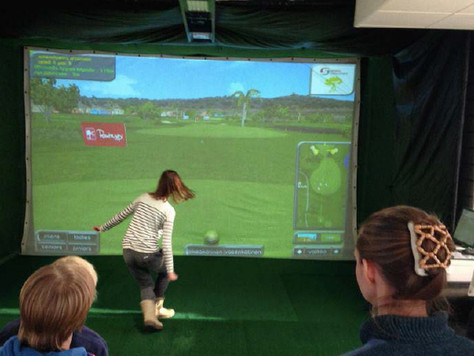 Keeping Children Involved in Golf
