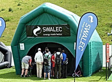 Golf Simulator Infltable Hire