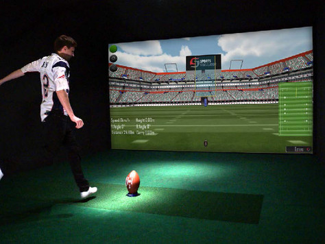 Indoor Golf Centre introduces Multi Sports