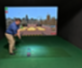 Golf London Target Zone Single Screen.pn