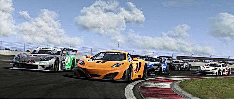 HD Racing Simulator Race Weekend