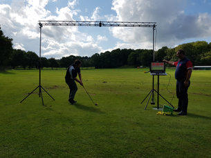 Outdoor Shot and Ball Performance Analysis.