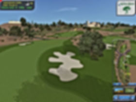 GPS Golf Simulator Software