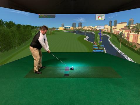 Free Golf Simulator