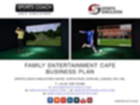 Family Entertainment CafeBusiness Plan