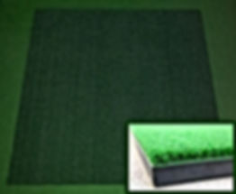 Golf Simulator Stance Mat