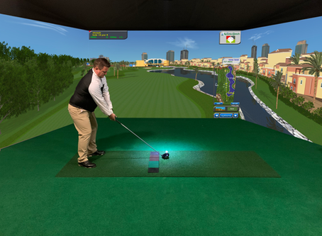 FREE GOLF SIMULATOR