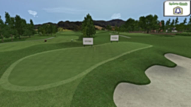 GPS Golf Simulator Advertise and Promote