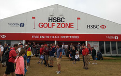 HSBC Golf Zone
