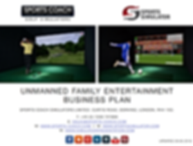 Unmanned Family Entertainment Business Plan