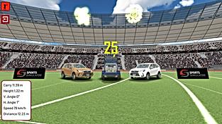 CAR BOOT CHALLENGE