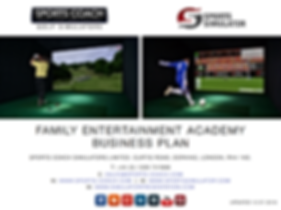 Family Entertainment Academy Business Plan