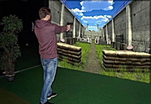 HD Shooting Simulator