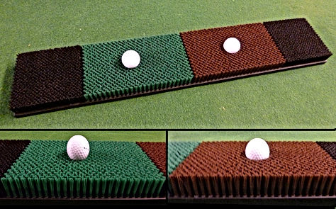 Golf Simulator Multi Surface Mat