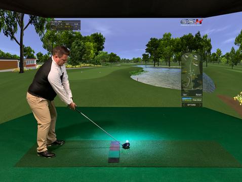 GSX Golf Simulator