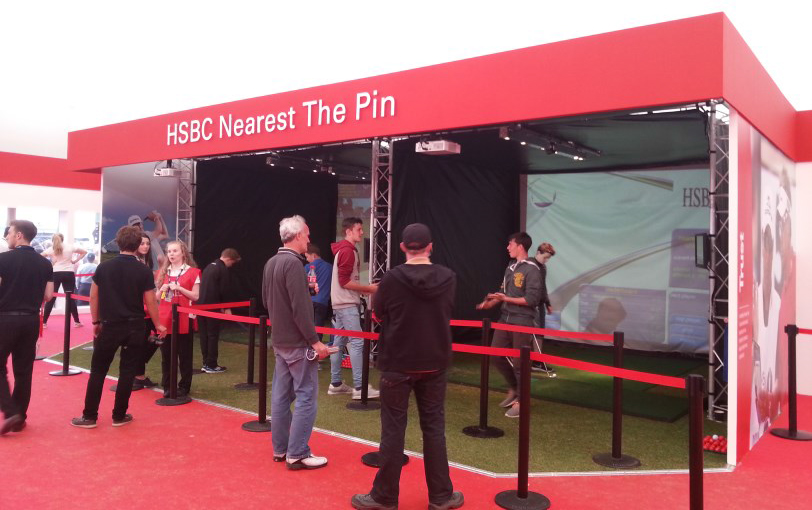 HSBC Nearest to Pin