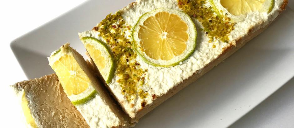 Cake citron coco