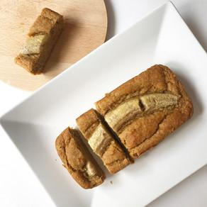 Banana bread sans oeuf