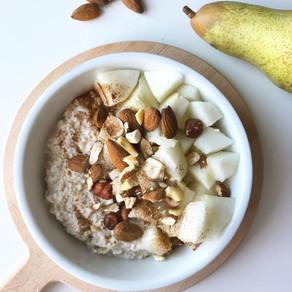 Porridge sans cuisson