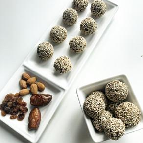 Energy balls aux fruits secs