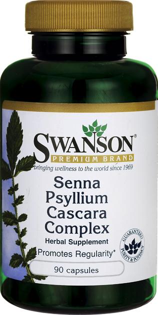 Cáscara Sagrada c/ Sena e Psyllium