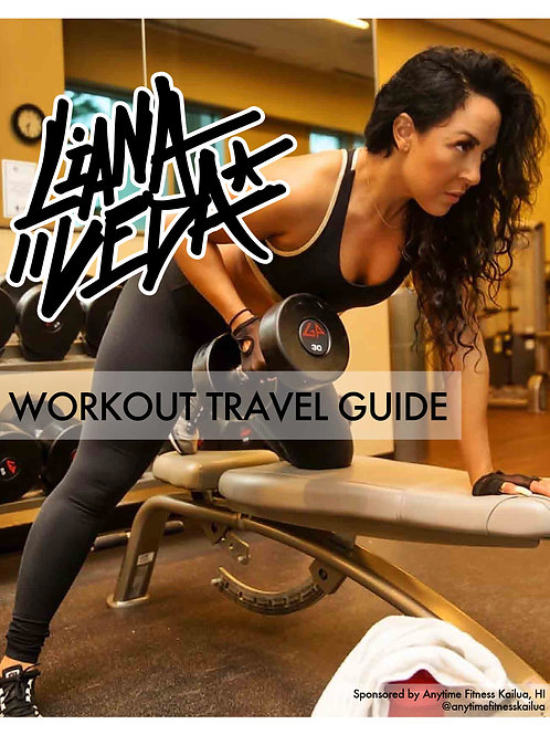 Liana Veda - Travel Workout Guide