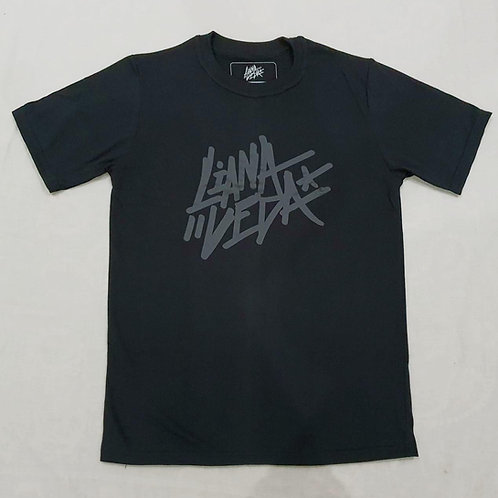 LV Black T-Shirt - Matte Vinyl
