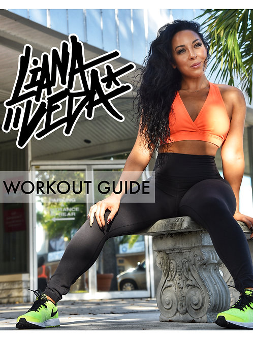 Liana Veda - Fitness Guide