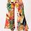 Thumbnail: Capri-style Pants - Tucan Print
