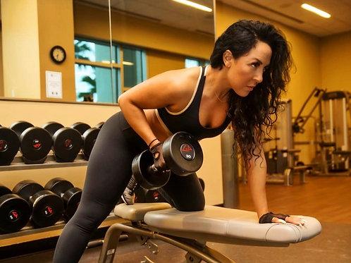 Liana Veda 1 on 1 Virtual Training