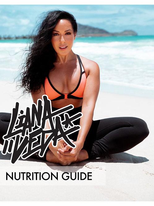 Liana Veda - Nutrition Guide