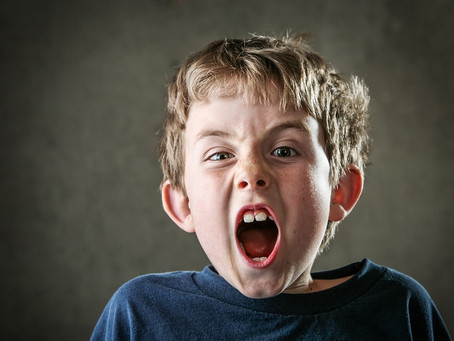 How to Deal With Angry Children