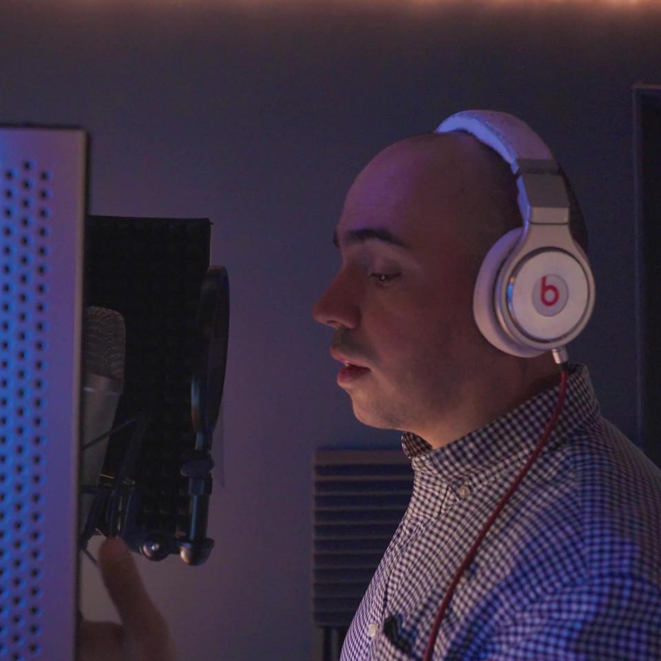 VOICE RECORDING & NARRATION