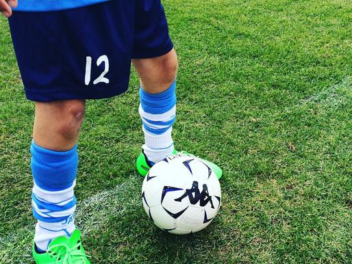 De jongste vrijwilligster van Leuven is actief bij CP-voetbal Wijgmaal