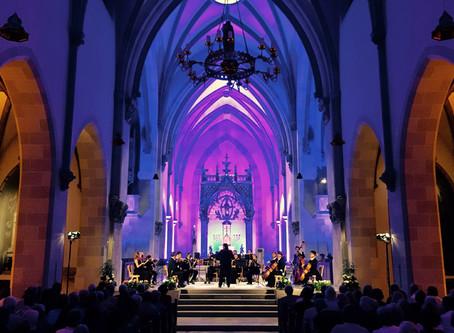 Russische Kammerphilharmonie St. Petersburg in St. Ottilien